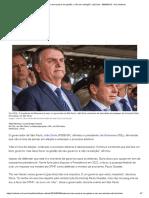 _Bolsonaro Deve Pensar Em Gestão, e Não Em Reeleição_, Diz Doria - 09-09-2019 - UOL Notícias