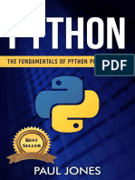 Paul Jones - Python. the Fundamentals of Python Programming - 2004 (Ing)