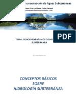 Conceptos de Hidrogeología-PPT 1