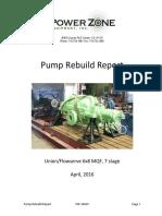 Sample Pump Rebuild Report_0