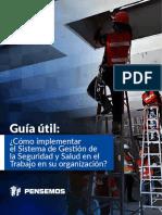 Como Implementar SG-SST
