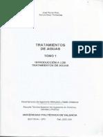 Libro Tratamiendo de Aguas PDF