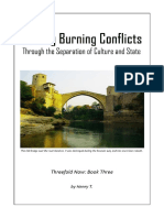 Solving Burning Conflicts (Version 5.0 August 2015)