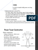 Power Tower Parts
