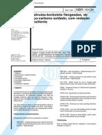 NBR 10134 - Valvulas borboleta flangeadas de aco-carbono soldado com vedacao resiliente.pdf