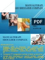 2. Tm Regio Shoulder Girdle 2014-2015