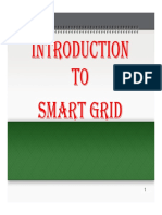 Intro to Smart Grid
