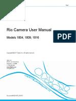 D001970 Rio User Manual REV01