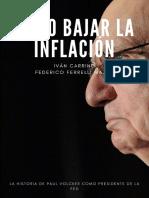 Cómo Bajar La Inflación