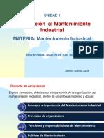 UNIDAD 1 INTRODUCCION AL MANTENIMIENTO INDUSTRIAL OK (1).pdf