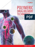Polymeric Drug Delivery Techniques