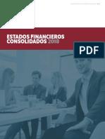 Informe Anual FEMSA2018 Estados Financieros