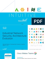 Industrial Network Security Architecture