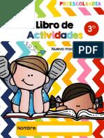 Libro de actividades 3° Grado