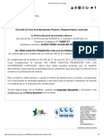 Policía Nacional de Colombia Jackelin