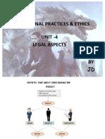 Professional Practices & Ethics