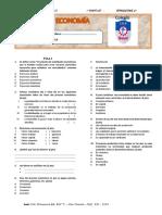 Examen Economia 5 a - Unidad v Fila II