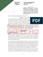 Recurso de Nulidad 1864 2017 Sullana Legis.pe