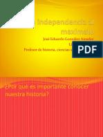 De la independencia al maximato.pptx