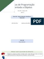 Gcc178 Parte 08 Classes Abstratas e Interfaces