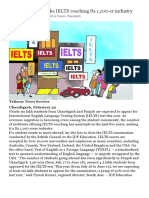 IELTS data.tribune.doc