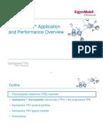 Santoprene Aplication and Performance