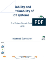 Iot Reliability and Maintain Ability
