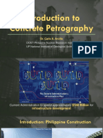 Introduction to Concrete Petrography