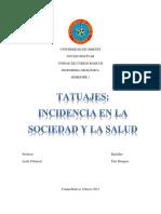 Consecuencias Sociales y Efectos Secunda