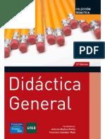 MEDINA, Antonio y Francisco Mata - Didáctica General