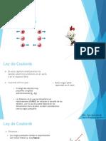 1 Diapositivas Ley de Coulomb v1