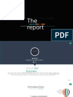 Report PPT Template