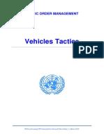 Vehicles Tactics