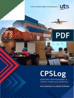 CPSLog Brochure