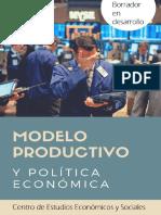 3_modelo Productivo y Política Económica