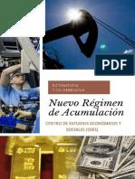 Nuevo régimen de acumulación Colombia