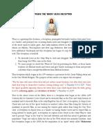 Exposing the 'Hindu' Jesus Deception
