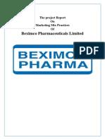 Lihan Marketing Mix of Beximco