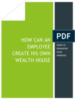 How Can a Person Create His Own Wealth House