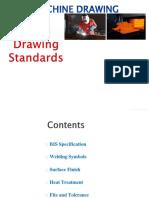 drawing standard