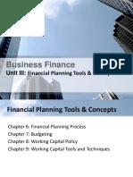 Business Finance 2nd Quarter