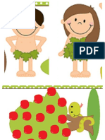 Adam and Eve Puppet