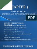 Sales Dialogue