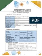 Guía de actividades y rúbrica de evaluación - Fase 1 - Bajo Alberti-Forma Sonata