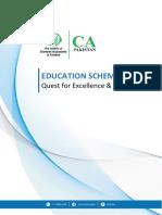 Education Scheme 2021 ICAP