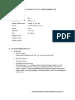 Status Klinis Lymphedema