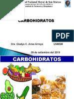 CARBOHIDRATOS -  BROMATOLOGIA-2019- Dra. Gladys Arias.ppt