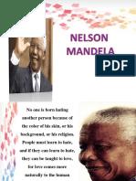 Nelson Mandela Ppt