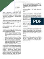 Corporation Law Case Digest No 1