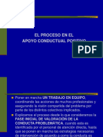 3. El proceso del  apoyo conductual.ppt